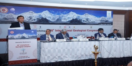 The Interactive Workshop of 36th IGC, 12th - 13th December 2019)
