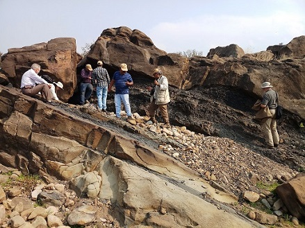 36th IGC 2020 PRE-CONGRESS FIELD TRIP CR001: A MAGNIFICENT TRAIL TO GONDWANA GEOLOGY, NATURE AND HERITAGE: SATPURA BASIN OF CENTRAL INDIA
